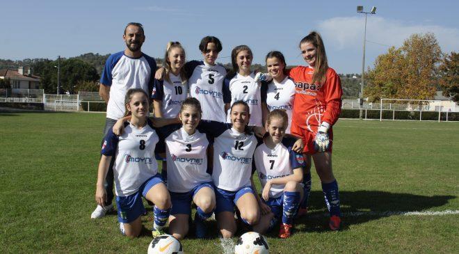 U18F: Les filles du Lavaur FC s'imposent à Cahors