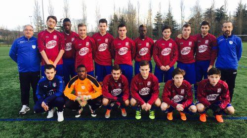 Rencontre U19  : Castres US Foot / FC Lavaur