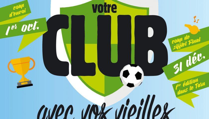 Opération collecte de piles usagées au Lavaur FC: 30 maillots Nike à gagner pour le club!