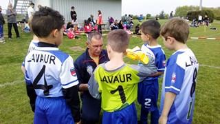 Des news des U7 Tournoi du FC La Crémade dimanche 22 Avril