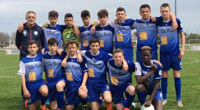 U15: le Lavaur FC échoue en demi-finale