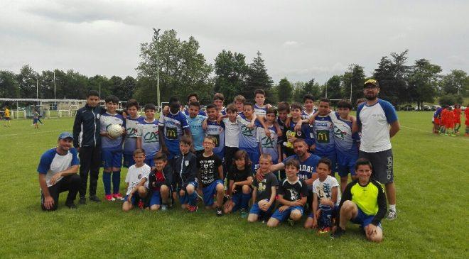 Des news des U13 au tournoi de Castres