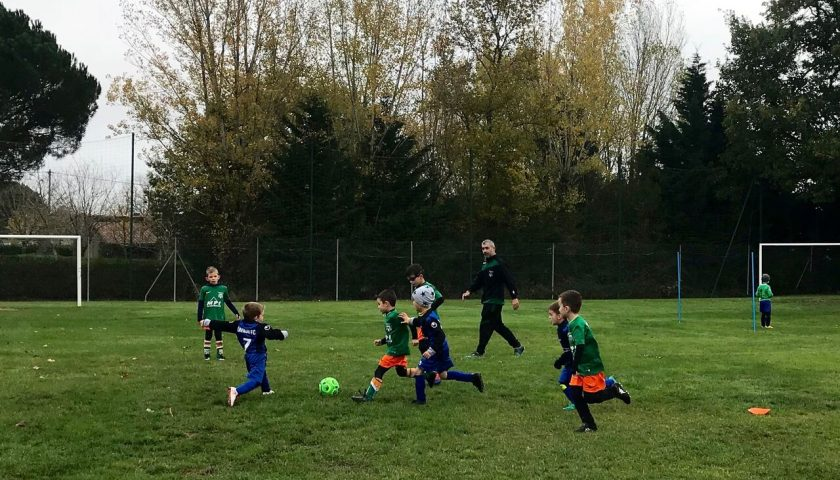 Des news des u7 weekend du 1° Décembre 2018