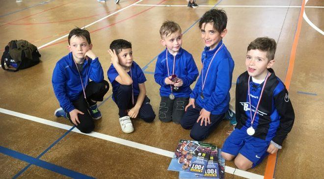 Des news des U7                       23 février 2019 Castelmaurou