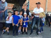 Des news des U7 Tournoi ASPPT..BESSIERES…BRIATEXTE