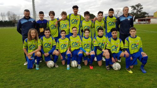 Match amical U15 Lavaur FC – Sélection du Tarn!
