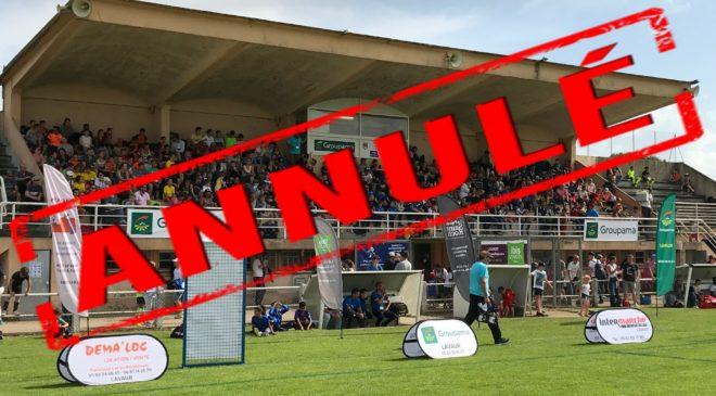 Le LAVAUR FC annule son 10ème Tournoi du Pastel et vous donne rendez-vous les 22 et 23 Mai 2021 …