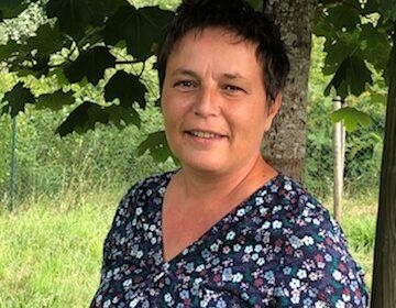 Carine Pouchout, responsable du pôle féminin  Briatexte/Lavaur FC
