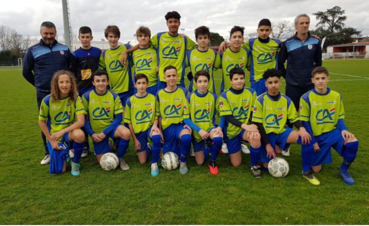 Accession en U16 Régionale pour les U15 du Lavaur FC