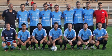 Le LAVAUR FC  surclasse LE MONASTERE