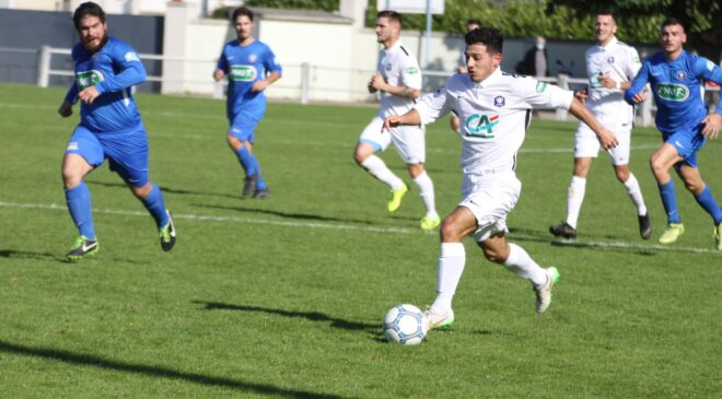 Coupe de France : Lavaur s'impose dans le « money time ».