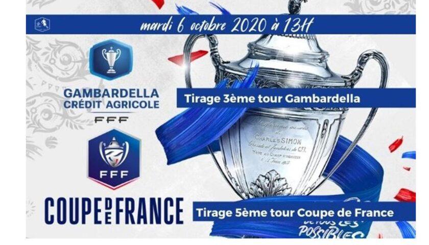 COUPE GAMBARDELLA : LAVAUR FC – RANGUEIL Mercredi 14 Octobre à 20 heures.