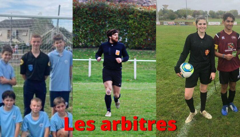 Ils pratiquent le même sport même s'il n'ont pas le même maillot !