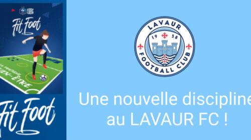 Une autre façon de garder la forme au LAVAUR FC