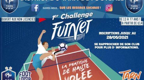 Challenge FUTNET
